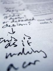 Margin Notes by Peter Lindberg