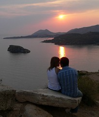 (AL Nuaimi) Tags: al nuaimi dxb uae romance sea sunset