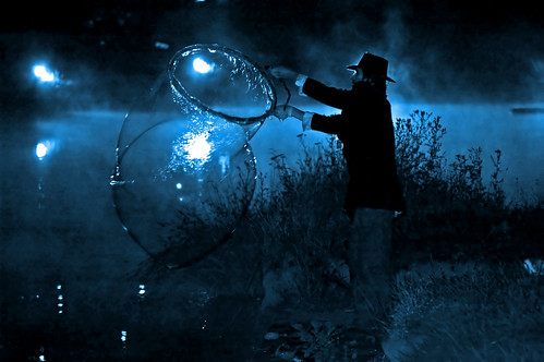The Bubble Magician