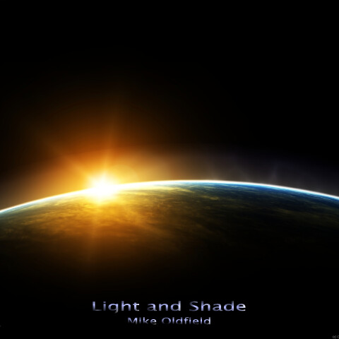 "Mike Oldfield's ""Light And Shade"" cover v1.1"