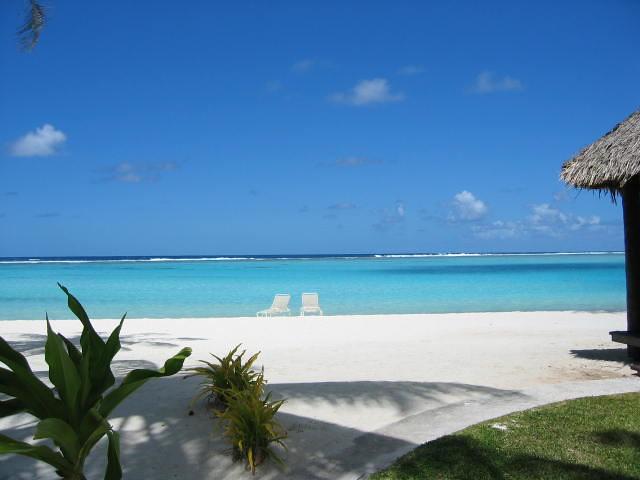 Tahiti Beach - Huahine - Tahiti Pictures
