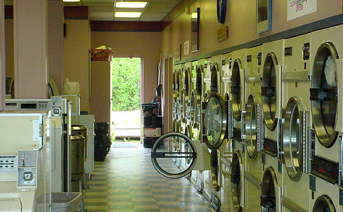 Laundry by Sir Mildred Pierce, on Flickr