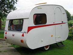 Oldtimer caravan photo-gallery 33 (Oldtimercaravans) Tags: oldtimer classic trailer vintage caravan classique camping campground camp campingplatz wohnwagen ancient 5451vj13 antique old