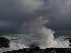Splash ahaaaa! (Lollie-Pop) Tags: africa afrika kaapstad capetown zuidafrika sudafrica cittdelcapo afriquedusud waves branders rocks rotse see ocean sea