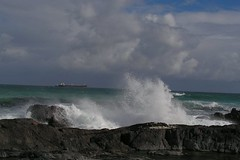 Branders / Waves (Lollie-Pop) Tags: africa afrika kaapstad capetown zuidafrika sudafrica cittdelcapo afriquedusud waves branders rocks rotse see ocean sea