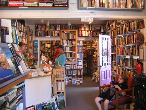 Inside Serendipity Books