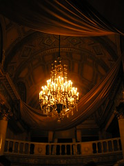 The Grand Chandelier (SNWEB.ORG Photography, LLC.) Tags: detroit theater theatre architecture lobby state statetheater statetheatre chowardcrane ornate old historic det mi mich auditorium plaster architect predepression preservationwayne theatretour theatertour theatretour2005 theaters building bldgs neat beautiful breathtaking variety show film