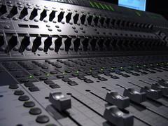 sound board control panel