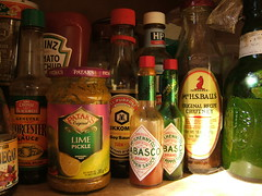 What hides in my cupboard