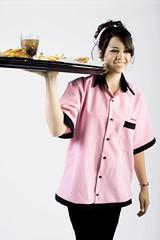 rebecca (bryan scott photography) Tags: waitress