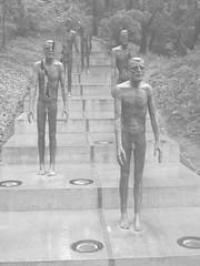 Memorial   Victims of Communism (tonypreece) Tags: people bw 15fav art modern memorial republic czech prague praha communist communism victims czecho geolon144035 geolat500806