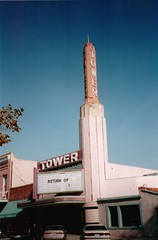 20001104 Tower Theater