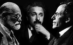 Freud, Einstein, Mahler (TEDizen) Tags: einstein genius freud scientist sigmundfreud composer alberteinstein mahler gustavmahler