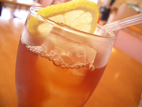 Refreshing Ginger Tea