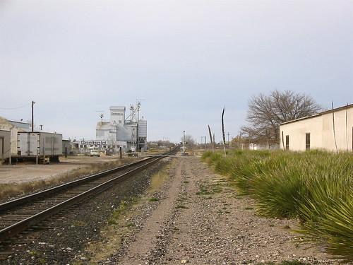 Marfa train tracks