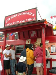 Herbert Fisheries, Killarney (eastick_east) Tags: fish stand killarney fishnchips herbertfisheries