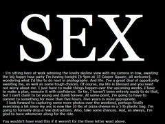 sex ruminations (brianvan) Tags: party hot reflection sex flesh naked boobs freaky sexsexsex