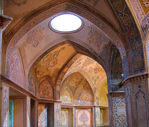 Persian Bath houses