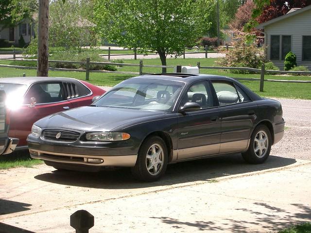 buick regal 2001 gs