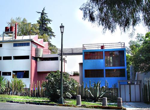 Casa de Diego Rivera y Frida