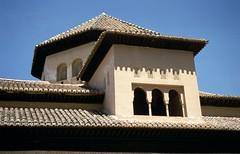 Alhambra tower (Queen_Pigletta) Tags: spain alhambra granada alpujarras