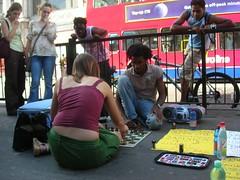 chess on Oxford Street (malias) Tags: jamaica jamaican london chess player chessman chessmen oxfordstreet