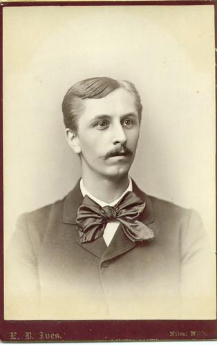 1884 Jacob Fredrich Elsasser 9th in Series