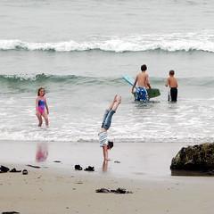 Kids at the Beach, 8 (*CA*) Tags: beach wells maine
