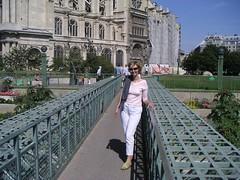 Promenade dans Paris - Aout 2005