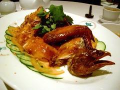 Garlic Roast Chicken - Choi's