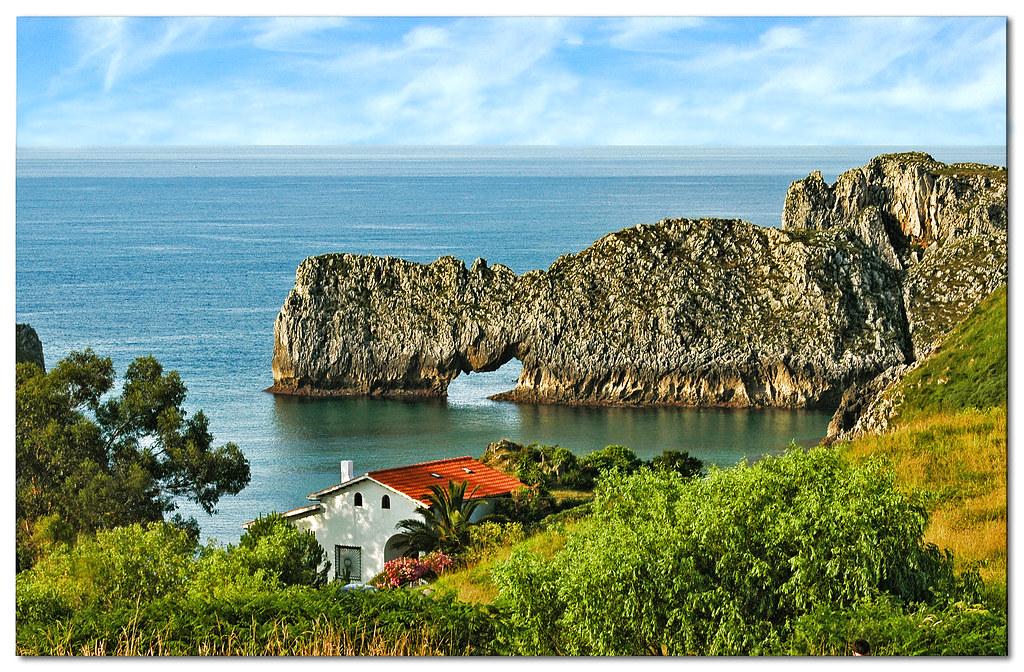 Photo des Asturies n°1. Paysage côtier des Asturies