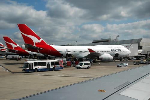 Airlines: Qantas | Flickr