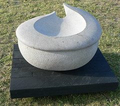 Ritual Bowl by Howard Tuffery (b) (te_kupenga) Tags: howardtuffery exhibition kupenga gen06 2006