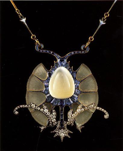 Rene Jules Lalique (1860-1945) Украшения. 91339