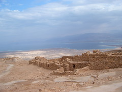 Masada and Dead Sea