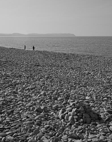 black and white beach photos. The Black and White Beach