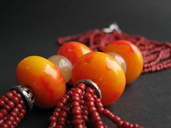 Jewels (kool_skatkat) Tags: africa red two orange brown beautiful fashion topv111 wonderful beads topv555 topv333 warm saveme catchycolours deleteme10 african topv999 topv444 123 topv222 pearls points bead topv777 top20macro 70 catchycolor topv666 710 topv888 1620 notpicked koolskatkat awinner scoreme 70points greatcolour 39550 22530 amazingcolour amazingreflection wonderfullexposure softandwarm jamesallen 31540 soldbymom