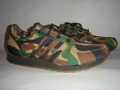 Adidas - Oregon (rustysnails.com) Tags: germany army sneakers trainers camo footwear kicks adidas snails
