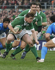 Brian O'Driscoll - from eoghanmcn on flickr