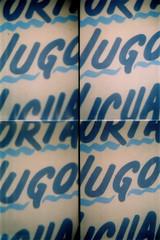 ...tortas, jugos y licuados (Ista) Tags: blue azul wall mexico pared lomo womenonly jugos blau tehuacan puebla mexic paret cartel letras cartell tortas lomographic lletres leters licuados