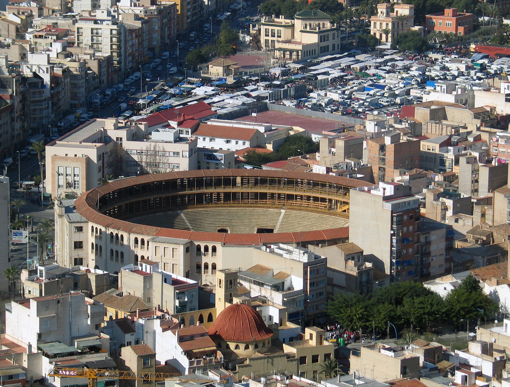 Photo de Valence n°7. La Plaza de Toros à Alicante