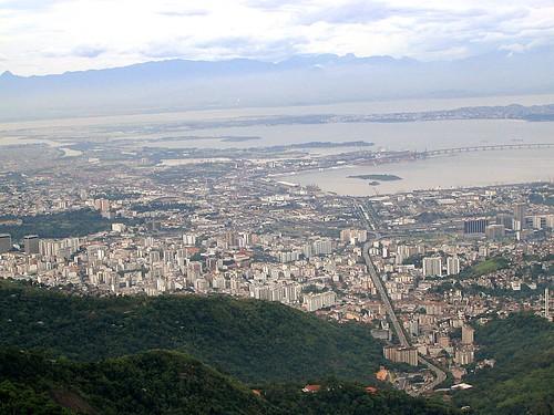 Rio de Janeiro, desde el Corcovado