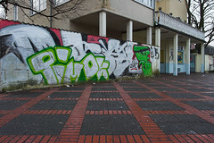 Graffiti in Perspective - by n0ll