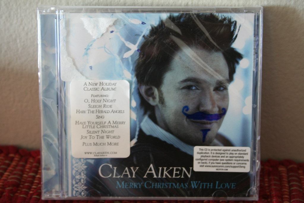 Clay Aiken Christmas CD
