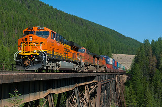 BNSF 7337, Java East MT