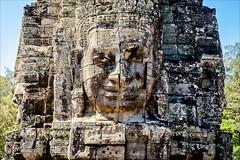 Nahaufnahme - Close-up (Heinrich Plum) Tags: angkorwat angkor kambodscha cambodia tempel tempelanlage heinrichplum plum fuji xe2 xf1855mm asien asia siemreap temple