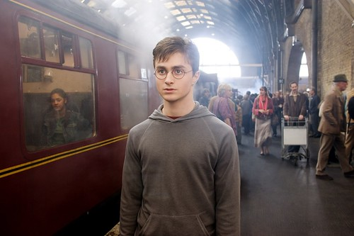 Harry potter estación del tren