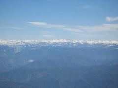 Approaching the Sierras