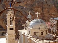 Maalula - St. Teqla Church