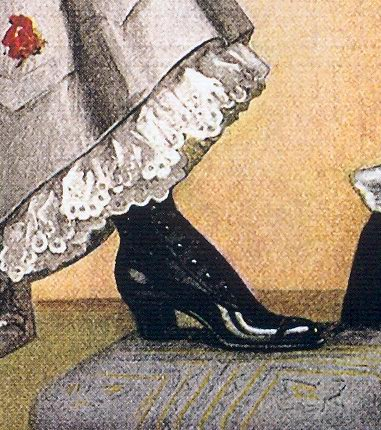 American Lady Shoes, 1906a